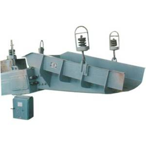 Electromagnetic vibration feeder