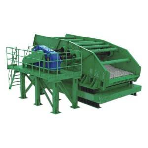 ZDS series elliptical equal thickness screen