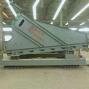 ZK series linear vibrating screen