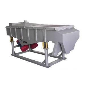 Selection skills of linear vibrating screen