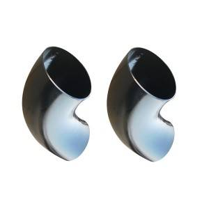 Black Steel Pipe Elbow