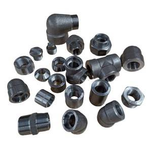 OEM Customized Npt Threaded Forged Union - Forged Pipe Fitting – C. Z. IT