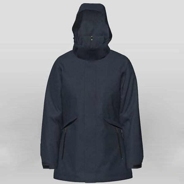 Women's windproof down jacket Featured Image