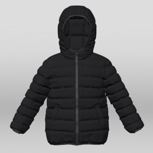 Boy's Faux Down Jacket