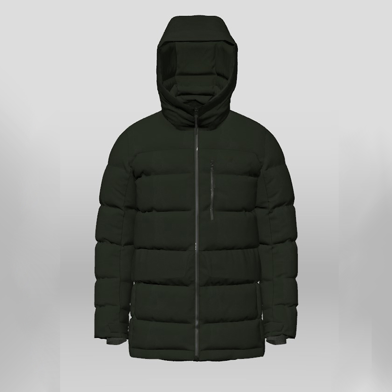 Men's Goose Down Jacket Featured Image
