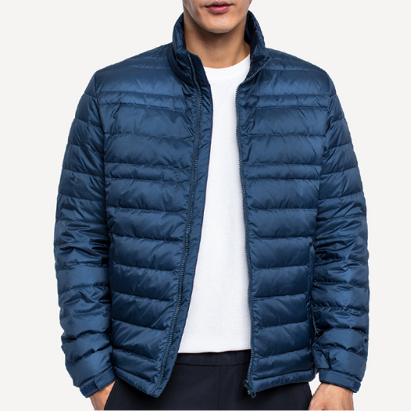 Men's Real Down Jacket Featured Image
