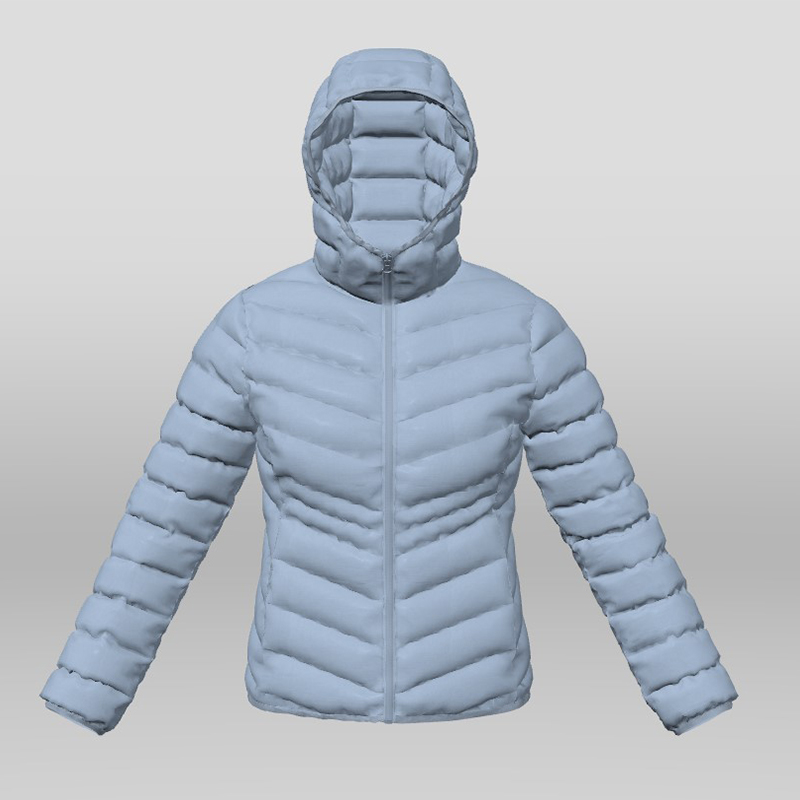 Women's Down Jacket Featured Image