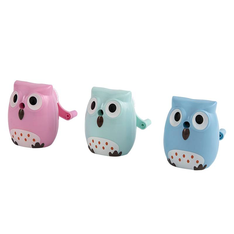 Owl pencil sharpener Featured Image