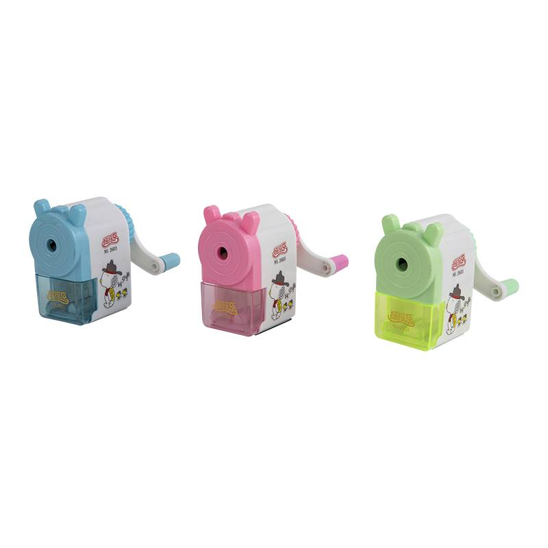 New Small box automatic pencil sharpener Featured Image