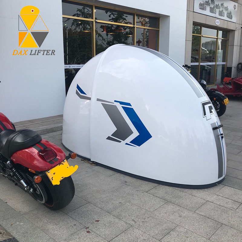 Mobile Motorcycle Covers Car Port