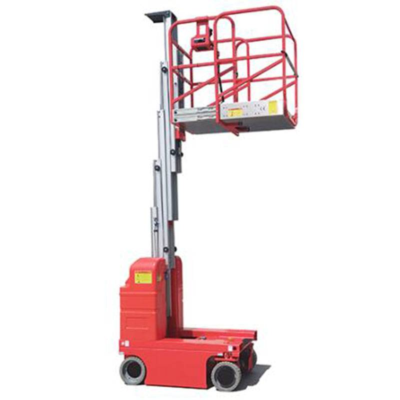 Self Propelled Aluminum Aerial Work Platform