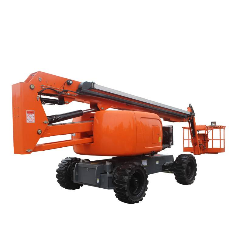 Self Propelled Articulated Boom Lift Featured Image