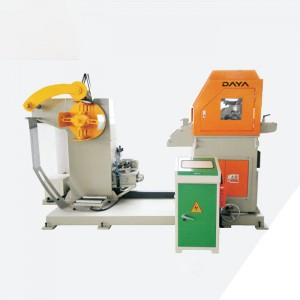 JNCF-series-3IN 1NC Servo Feeder Machine