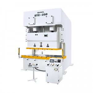 "STC Series C type ""Open Double Point Crank Precision Punch Press"""
