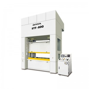 Straight Side Mechanical Press (STF series)
