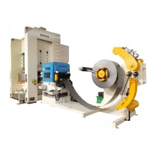 TNCF5-series 3IN INC Servo Feeder Machine
