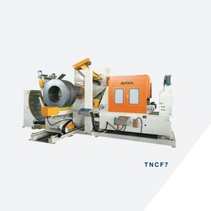TNCF7-series 3IN INC Servo Feeder Machine
