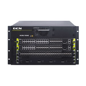 DCRS-7600E Series Core Layer Routing Switch