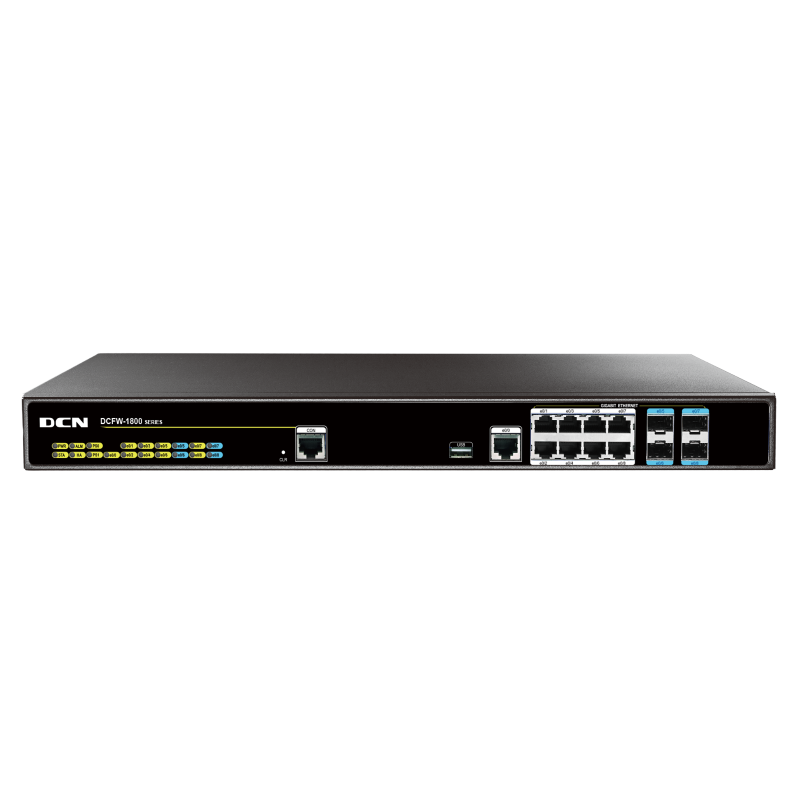 DCFW-1800 Series Next Generation Firewall