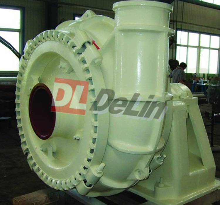 Horizontal Dredge Pump