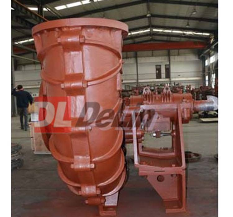 Double Casing FGD Pump