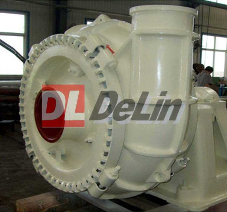DG Series Gravel Pump Featured Image