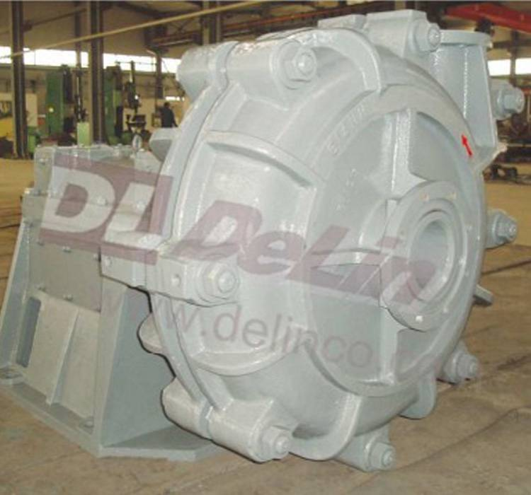 Rubber Lined Slurry Pump Featured Image