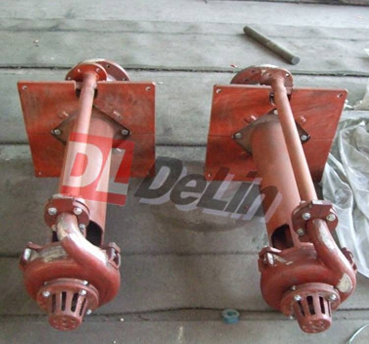 Centrifugal Sump Slurry Pump