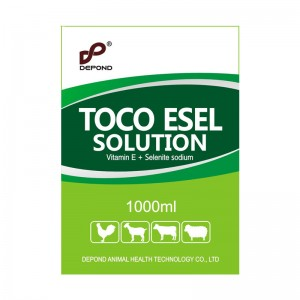 Vitamin E +Sel oral solution