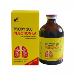 Tylosin + oxytetracycline injection