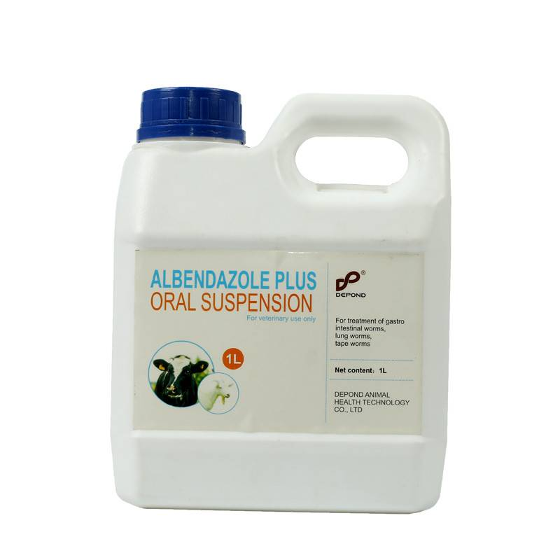 Albendazole 2.5% suspension Featured Image