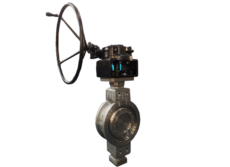 VALVE FOR SEAWATER PROJECT AND OFFSHORE INDUSTRY