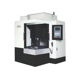 650 Engraving and milling machine
