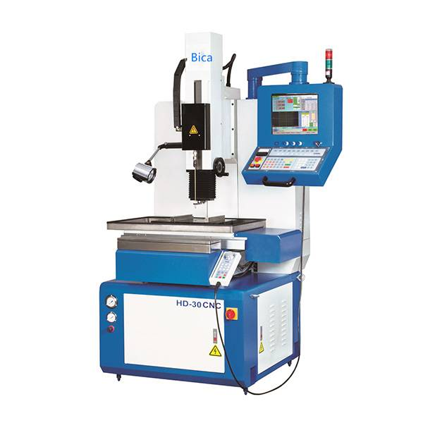 CNC EDM Hole Drill Machine(HD-30CNC) Featured Image