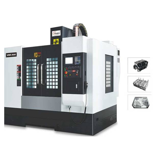 VMC Series CNC Milling machine three hard track Featured Image