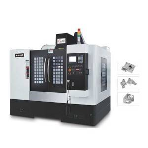 HV Series CNC Milling machine two track and one hard track