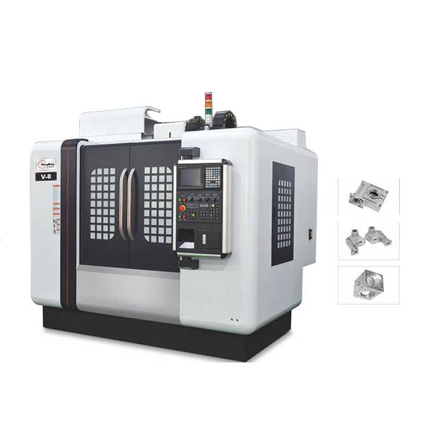 V Series CNC Milling machine three track Featured Image