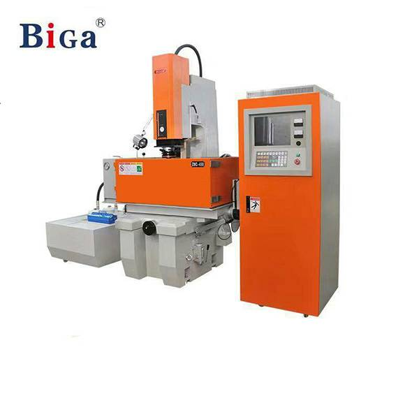Hot Sale BiGa ZNC 450 High Quality Taiwan CTEK control Die Sinking Machine/ Die Sinker Electronic Discharge Machine EDM Featured Image