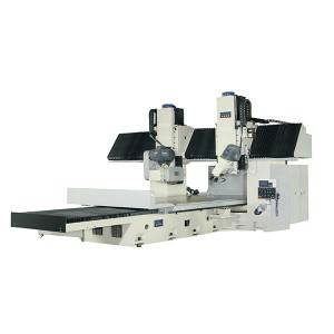 PCLS80200NC/PCLS90200NC/PCLS100200NC/PCLS120200NC Beam-type double-head gantry rail grinding machine
