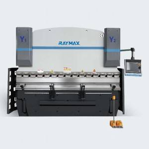 ELECTROHYDRAULIC SERVO CNC PRESS BRAKE