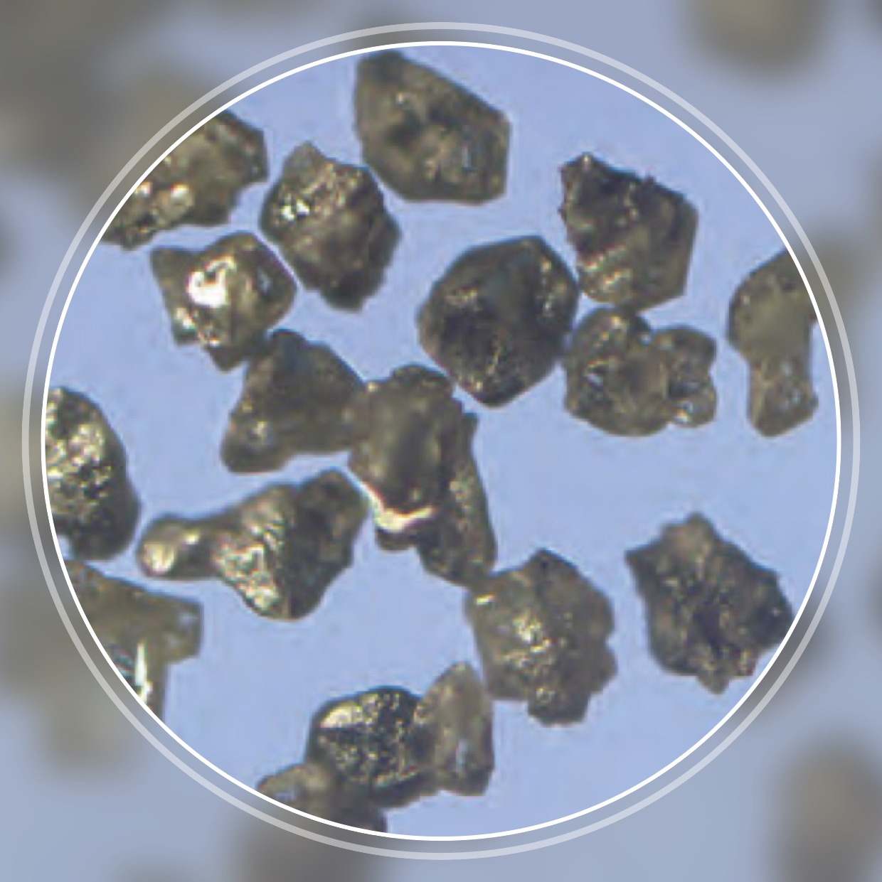 SND-R05 Highest Friability Resin Bond Diamond Particles For High Precision Grinding Applications