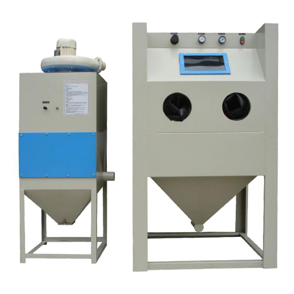 Cabinet Common Pressure Sand Blasting Machine Featured Image