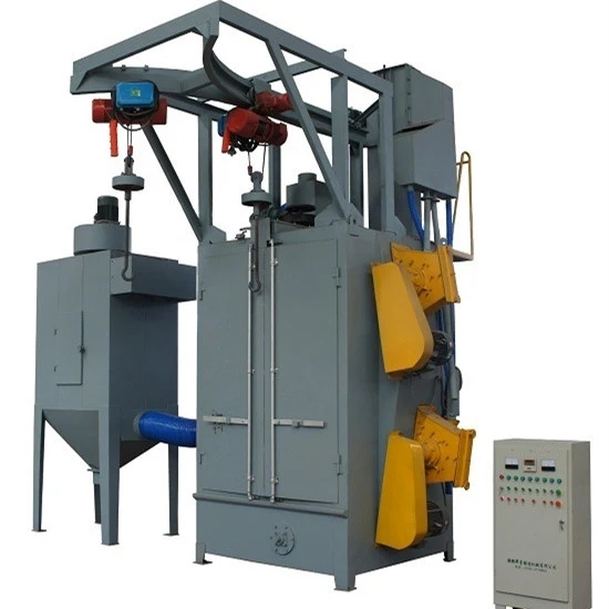 Hook Type Shot Blasting Machine Featured Image