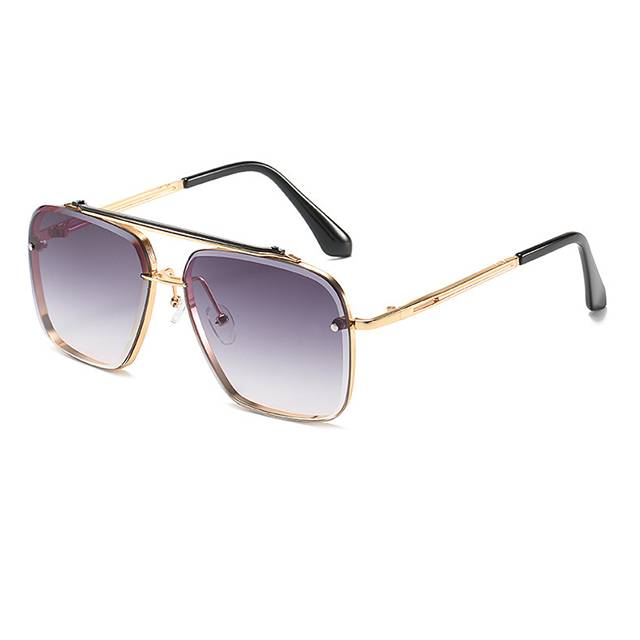 DLL01K Fashion Metal Sunglasses For unisex Featured Image