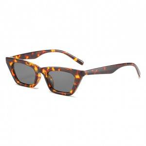 DLL8181 Oversized Square fashion sunglasses