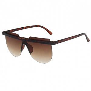 DLL13005 Oversized Square Sunglasses