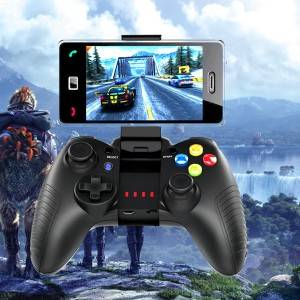 Android smart joystick mobile phone bluetooth joypad wireless gamepad