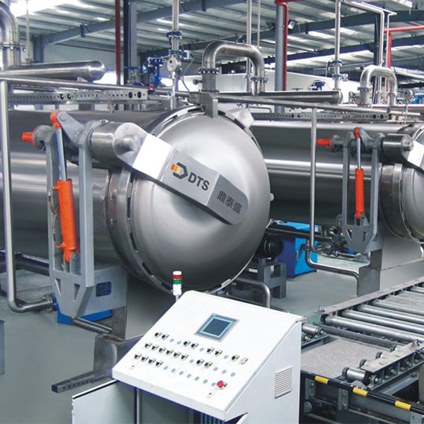 Automated Batch Retort System Featured Image
