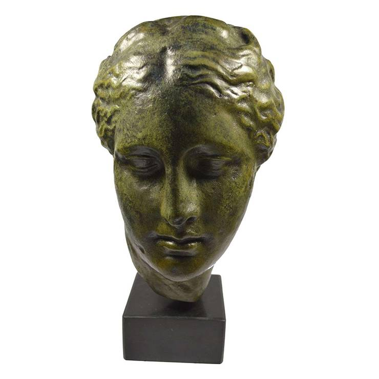 famous decorative greek bust sculpture for sale