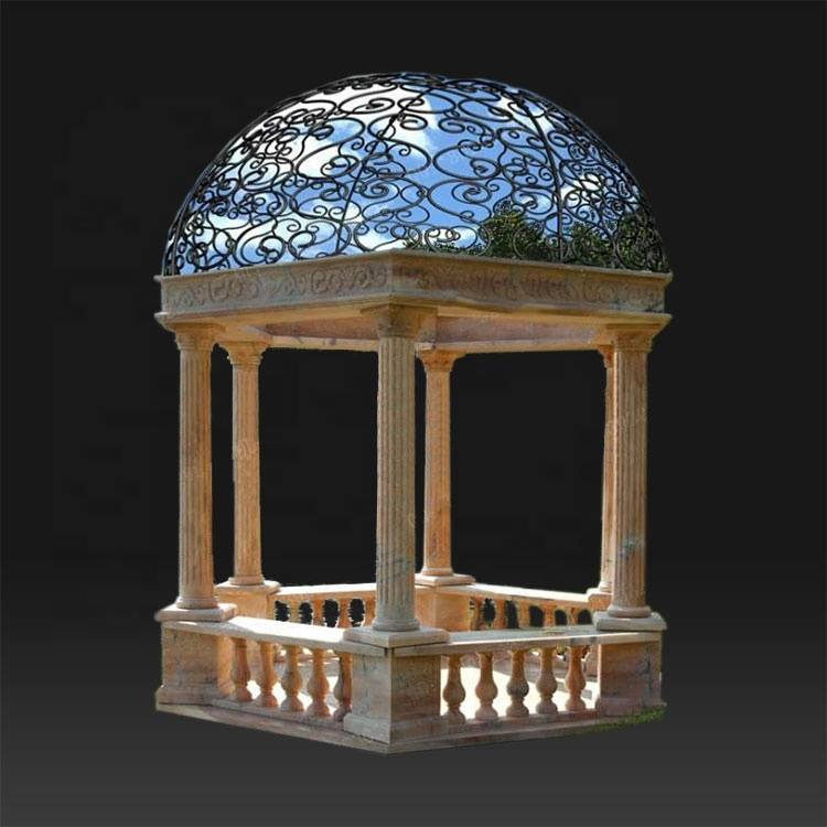 Customized outdoor garden japanese gazebo poland garden patio